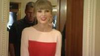 Interview de Taylor Swift pour la sortie de son clip tourné à Paris