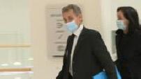 "Trial of ""eavesdropping"": hearing of Nicolas Sarkozy"