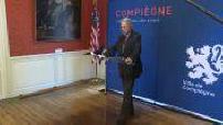 Coronavirus: CDP of Philippe Marini, mayor of Compiègne