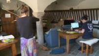 Coronavirus: students confined in the Hautes-Alpes