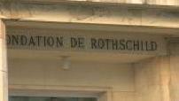 Coronavirus: facade of the Rothschild Foundation
