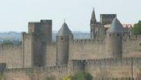 Coronavirus: illustration of Carcassonne deserted during confinement