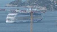 """Coronavirus: Liner """"Aidasol"""" immobilized in Marseille"""