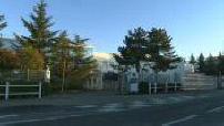 Biomérieux laboratories facade