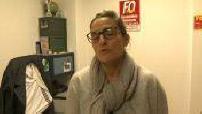 ITW Mask theft: Audrey Jolibois