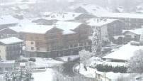 Covid-19 / Winter sports : Carroz d'Arâches ski resort
