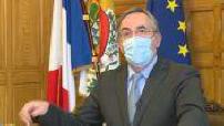 Covid19 vaccination: ITW J-M Genestier, mayor of Raincy