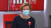 L'invité de RTL : Pr Anne-Claude Crémieux, professeur en maladies infectieuses à l'hôpital Saint-Louis à Paris