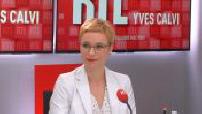This morning's guest on RTL : Clémentine Autain, deputy La France Insoumise de Seine-Saint-Denis