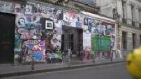 Serge Gainsourg's home, rue de Verneuil in Paris