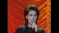 Céline Dion : Répétition et Interview at Empire Theatre