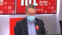This morning's guest on RTL / Martin Hirsch, Director General of Assistance publique-Hôpitaux de Paris (AP-HP)