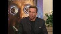 "Arnold Schwarzenegger for ""The 6th Day"""