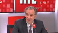 This morning's guest on RTL : Renaud Muselier, president of the Provence-Alpes-Côte d'Azur régional council (Les Républicains)