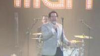 Printemps de Bourges: concert Ben l'Oncle Soul and Zaz