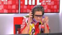 This morning's guest on RTL : Maïwenn
