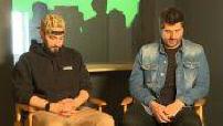 Interview with Patrick Fiori and Aziz Baki