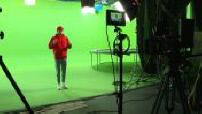 1/2 :Filming of Patrick Fiori's music video