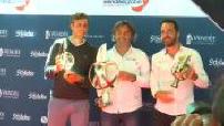 Vendée Globe: prize-giving ceremony in Les Sables d'Olonne