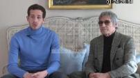 """Interview acteurs et réalisateur d'""""Envole Moi"""""""