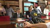 Conférence de presse du procureur de Perpignan sur l'affaire des disparues de la gare de Perpignan