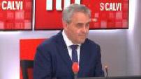 This morning's guest on RTL : Xavier Bertrand, Hauts-de-France regional council's president