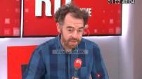 This morning's guest on RTL : Jean Birnbaum, journalist, director of Le Monde des Livres