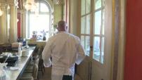 Réouverture : préparatifs dans le restaurant de Philippe Etchebest