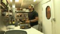 Mohamed Cheikh, chef cuisinier