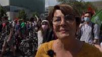 Regional elections - Grand-Est: Eliane Romani on the campaign trail