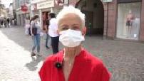 Regional elections - Grand-Est: Brigitte Klinkert on the campaign trail