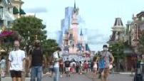 Reopening of Disneyland Paris