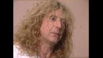 Robert Plant : Interview