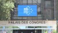 RN Congress in Perpignan: Militants at the Palais des Congrès 1/2