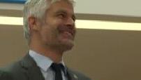 Laurent Wauquiez re-elected to head the Auvergne Rhône-Alpes region