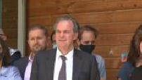 Régionales 2021 : Renaud Muselier en campagne à Marseille