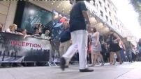 """Interview équipe film """"Inception"""" lors de l'avant première à Paris + interview Leonardo Di Caprio"""