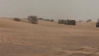 Opération Barkhane au Mali : convoi de l'armée française de Gao à Tessalit - ensablement et accident