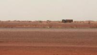 Opération Barkhane au Mali : base militaire française à Gao