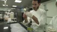 Portrait pastry chef Cedric Grolet