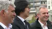 Congrès fondateur de l'UDE à Paris avec la bénédiction du Parti Socialiste (1/2)