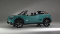 Citroen concept car Cactus M