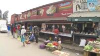 Illustrations rues d'Antananarivo