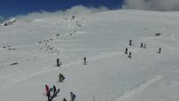 Ski in Val d'Ese in southern Corsica