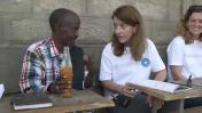 Portrait de Francoise Sivignon, présidente de Médecins du Monde