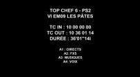 TOP CHEF : Secrets Des Grands Chefs S01 E09