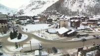 CARTES POSTALES Val d'Isère sous la neige