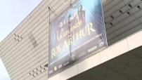 """""""La légende du Roi Arthur"""" au Palais des Congrès à Paris (1/3)"""