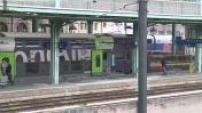 Illustration de la gare de Lyon Perrache, station RER Charles de Gaulle Etoile, gare de banlieue