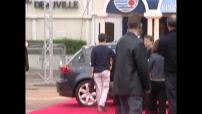 Deauville Festival 2003 red carpet Jessica Lange / Interview Jean-Pierre Mocky